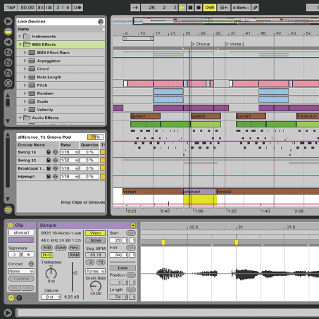 Ableton Remixing Walkthrough