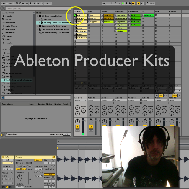 Ableton Producer Kit - The Doctor is in