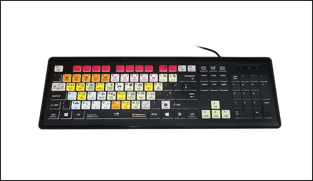 Baklit Ableton Keyboard Review