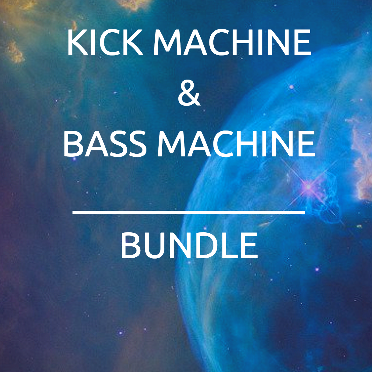 Kick Machine & Bass Machine Bundle