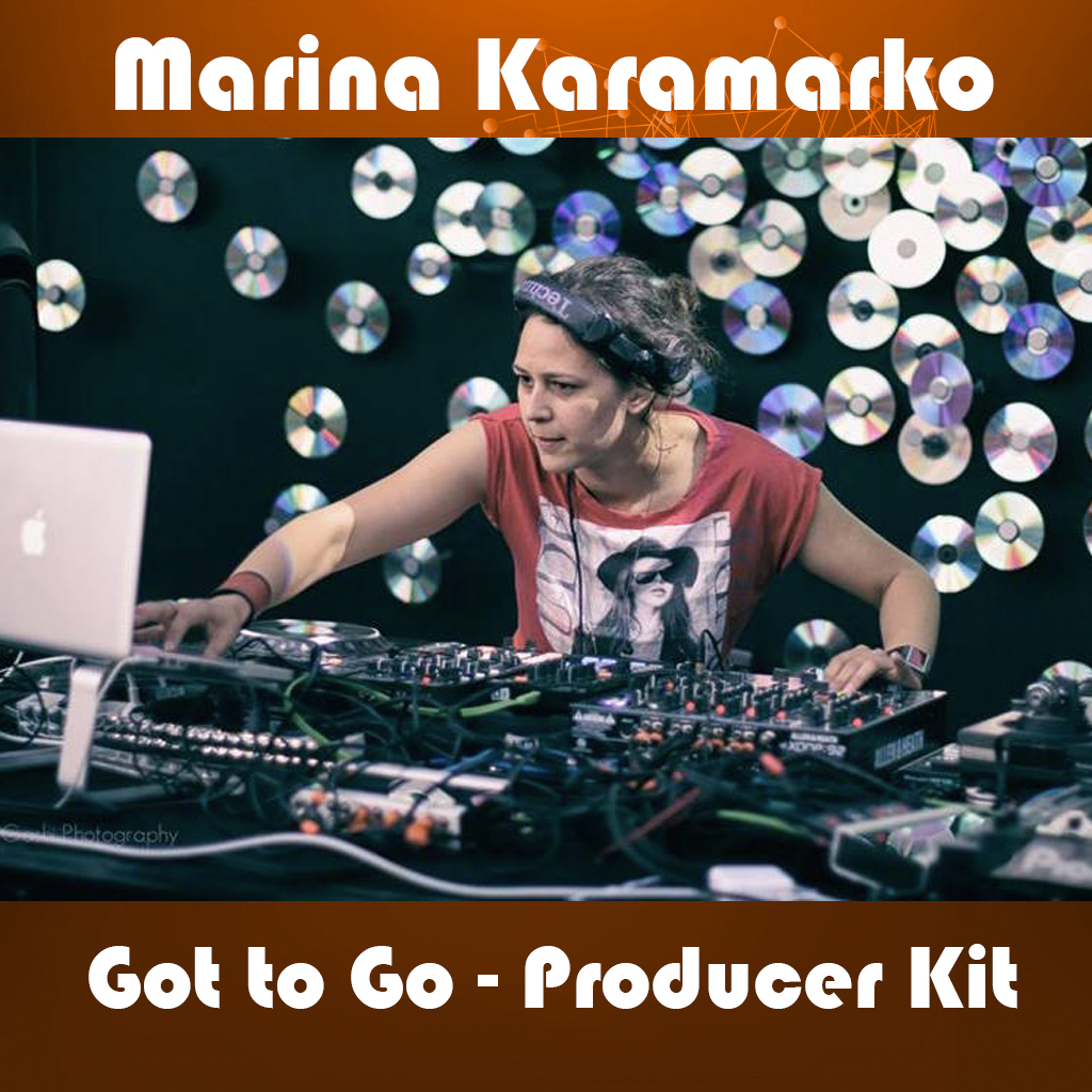 Marina Karamarko - Got to Go - Producer Kit